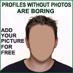 Image recommending members add Pierced Passions profile photos